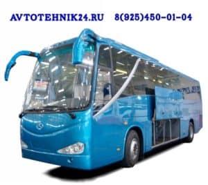 диагностика автобусов