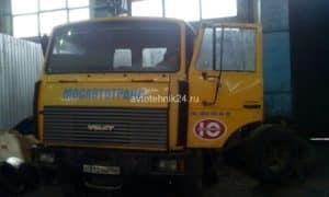 Выездная диагностика и ремонт электрики грузовиков МАЗ