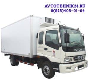 Диагностика и ремонт электрики грузовиков Фотон