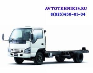 Диагностика и ремонт электрики грузовиков Исузу на выезде