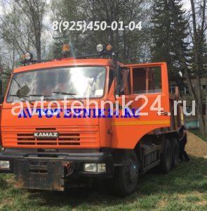 Диагностика и ремонт электрики грузовиков Камаз на выезде