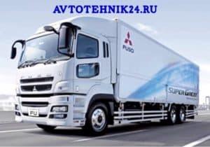 Диагностика и ремонт электрики грузовиков Митсубиси на выезде