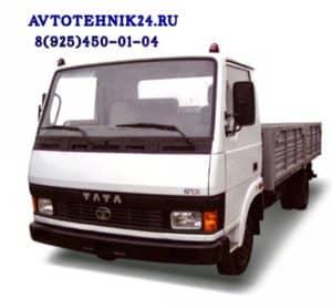 Диагностика и ремонт электрики грузовиков TATA на выезде