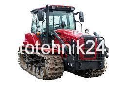 Диагностика и ремонт электрики трактора на выезде