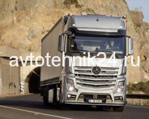 Выездная диагностика и ремонт электрики грузовиков Мерседес