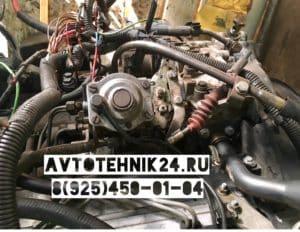 Ремонт двигателя грузовиков