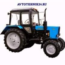Ремонт тракторов МТЗ на выезде
