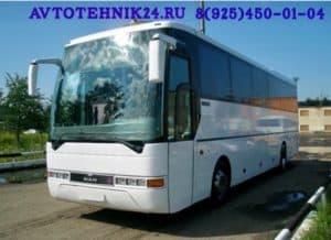 Ремонт автобусов МАН на выезде