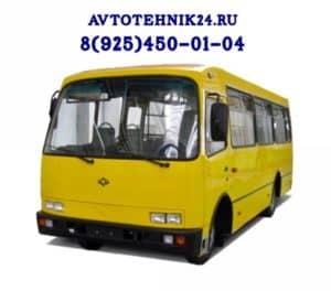 Ремонт автобусов Богдан на выезде