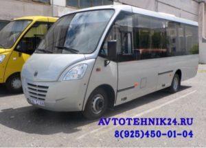 Ремонт автобусов Ивеко на выезде