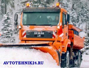 Ремонт снегоуборочных машин на выезде