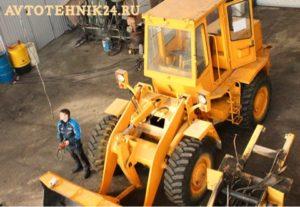 Ремонт и обслуживание спецтехники на выезде в Москве