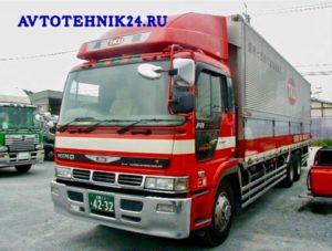 Ремонт японских грузовиков на выезде в Москве