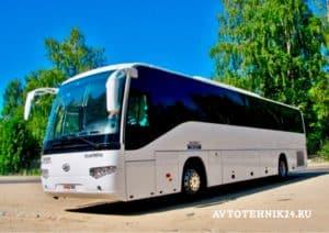 Ремонт автобусов Higer на выезде