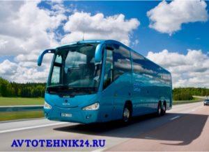 Ремонт автобусов Скания на выезде