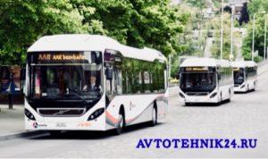 Ремонт автобусов Вольво на выезде в Москве