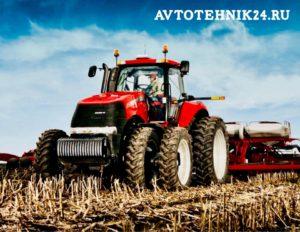 Ремонт тракторов Case на выезде в Москве