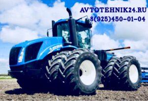 Ремонт тракторов New Holland на выезде