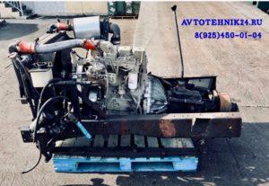Ремонт двигателей спецтехники на выезде