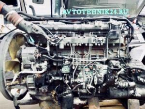 Ремонт двигателя Даф на выезде в Москве