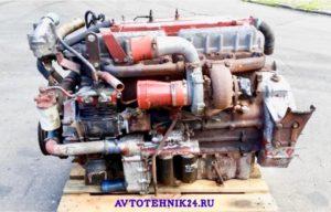 Ремонт двигателя Ивеко на выезде