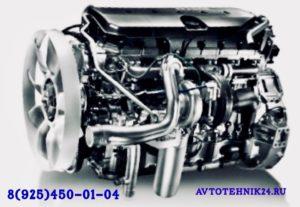 Ремонт двигателей грузовиков на выезде