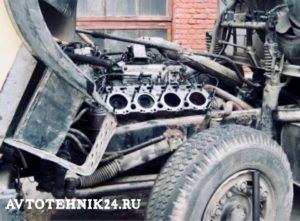 Ремонт двигателя ЯМЗ на выезде в Москве