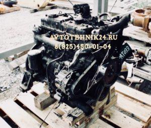 Ремонт двигателя Isuzu на выезде в Москве