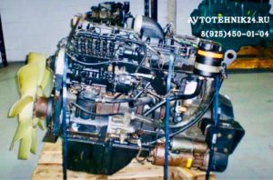 Ремонт двигателя Komatsu на выезде в Москве