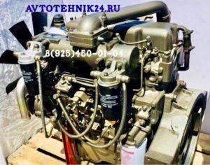 Ремонт двигателя погрузчика на выезде в Москве