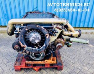 Ремонт двигателя Deutz на выезде в Москве