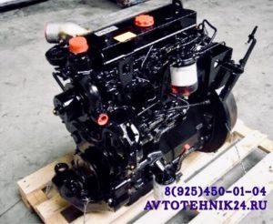 Ремонт двигателя Perkins на выезде в Москве