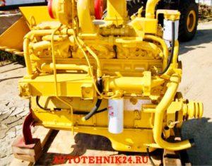 Ремонт двигателя бульдозера на выезде в Москве