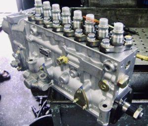 Диагностика и ремонт ТНВД дизельных двигателей на выезде в Москве