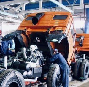 Ремонт грузовиков с выездом во Фрязино
