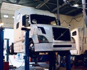 Ремонт грузовиков с выездом в Долгопрудный