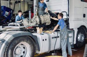 Ремонт грузовиков с выездом в Зеленоград