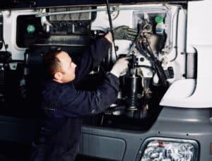 Ремонт грузовиков с выездом в Истре
