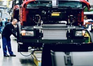 Ремонт грузовиков с выездом в Королев