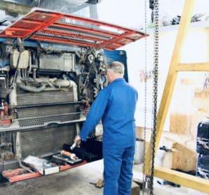 Ремонт грузовиков с выездом в Софрино