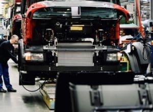 Ремонт грузовиков с выездом в Химки