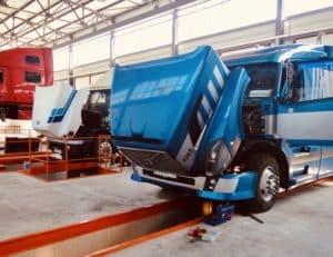 Ремонт грузовиков с выездом в Бронницы