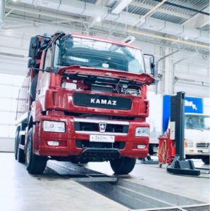 Ремонт грузовиков с выездом в Дзержинский