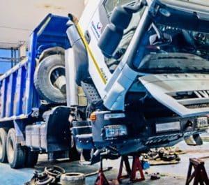 Ремонт грузовиков с выездом в Железнодорожный