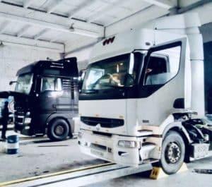 Ремонт грузовиков с выездом в Ногинск