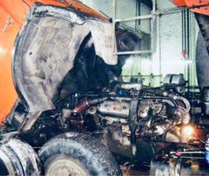 Ремонт грузовиков с выездом в Раменское