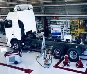 Ремонт грузовиков с выездом в Электросталь