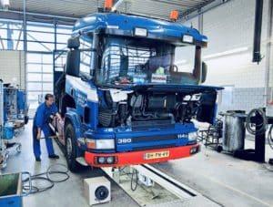 Ремонт грузовиков с выездом в Электроугли