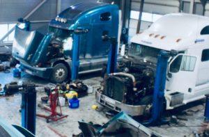 Ремонт грузовиков с выездом в Видное