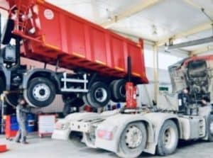 Ремонт грузовиков с выездом в Клин